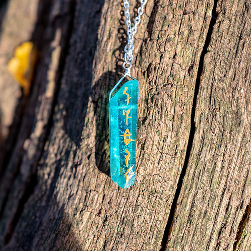 Atlantean Light Code Pendant.16