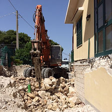 Sergio Scavi - Operazioni di scavo