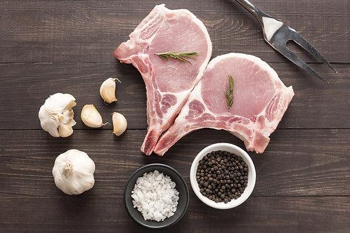 Pork Chops - Bone in
