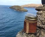 Cuppow lid, travel mug