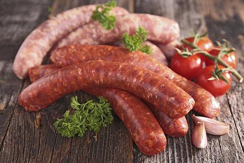 Pork Sausage - Gluten Free
