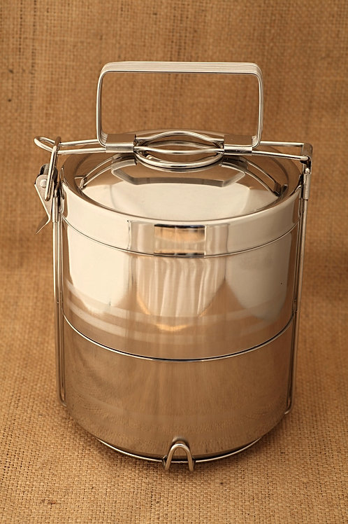 2 layer Tiffin container