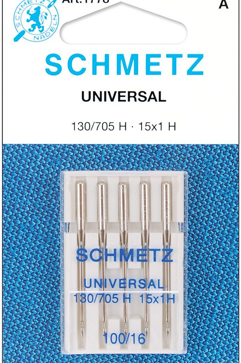 Schmetz Universal Machine Needles 16/100