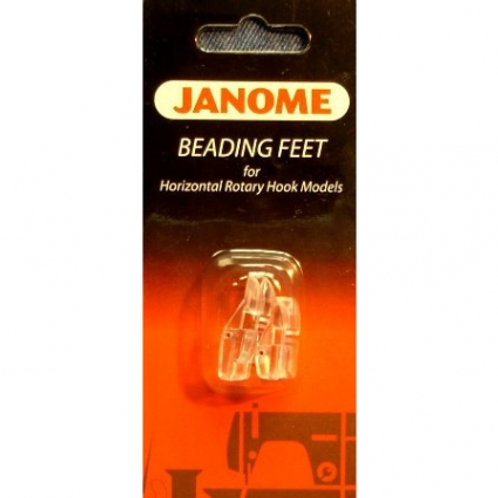 Janome Beading Feet