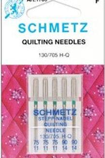 Schmetz Quilting Machine Needles, Assorted