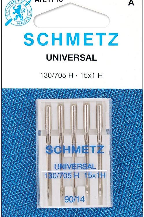 Schmetz Universal Machine Needles 14/90