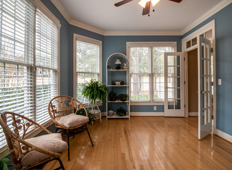 Let The Light In For Your Summer Home Staging