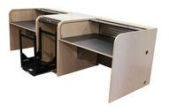 Easy, Multi-Desk & Multi-Rack Control Centers