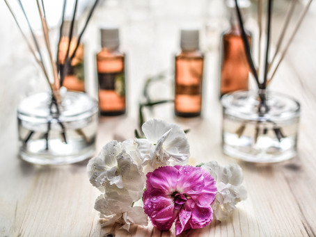 4 Essential Oils For Stress Relief