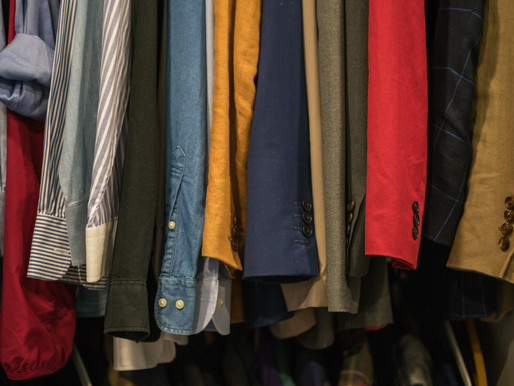Cleaning Out Your Closet in 5 Steps