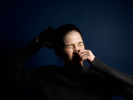 The Flu, A Cold, and Your Teeth