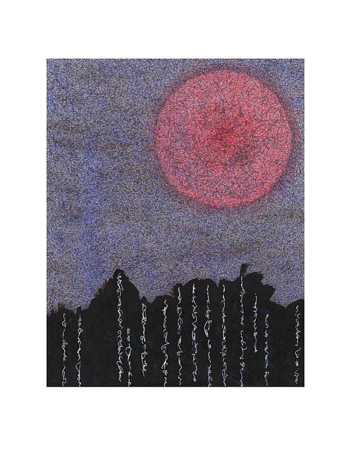 Red Moon - Limited Edition/5