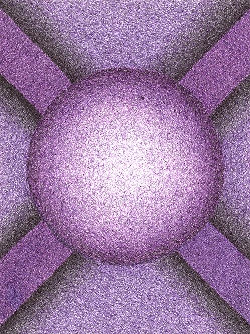 Sconce:Violet - 8x10