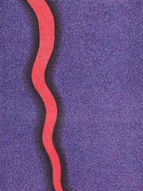 Lava Flow - 5x7