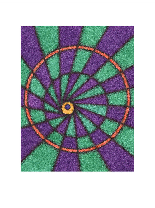 Delirious Dartboard - Limited Edition/10