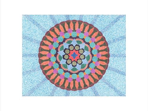 Mandala One - Original