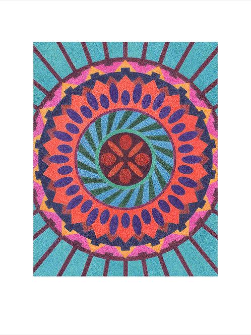 Mandala Two - Limited Edition/25