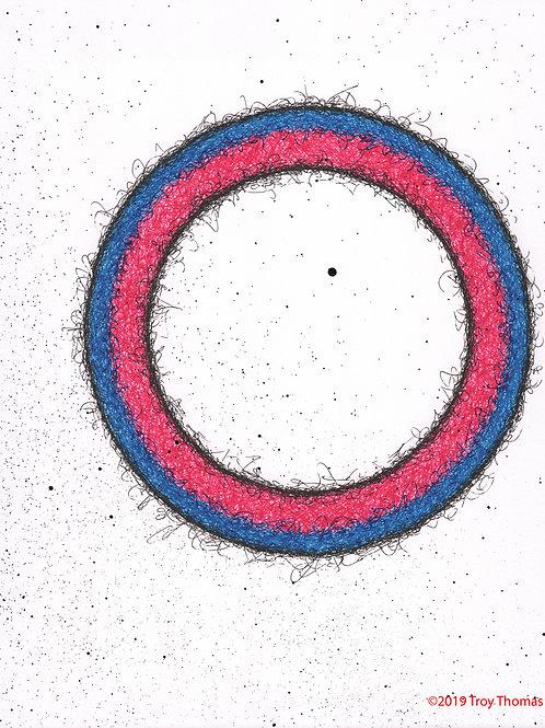 Circle 190303 - Original
