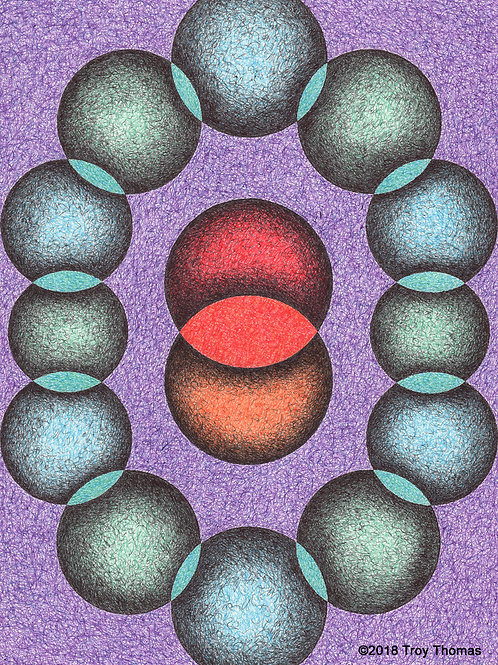 Molecules - 11x14