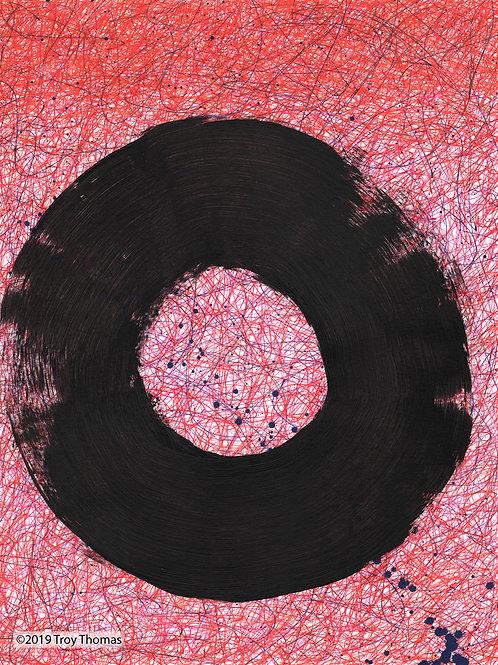 Circle 190509 - Original