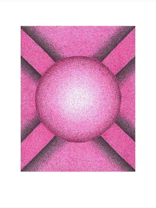 Sconce:Pink - Limited Edition/10