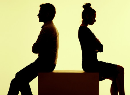 What to do if you are anticipating a messy divorce?