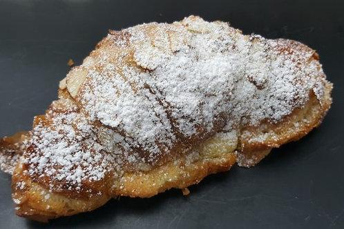 Миндальный круассан - croissants amandes