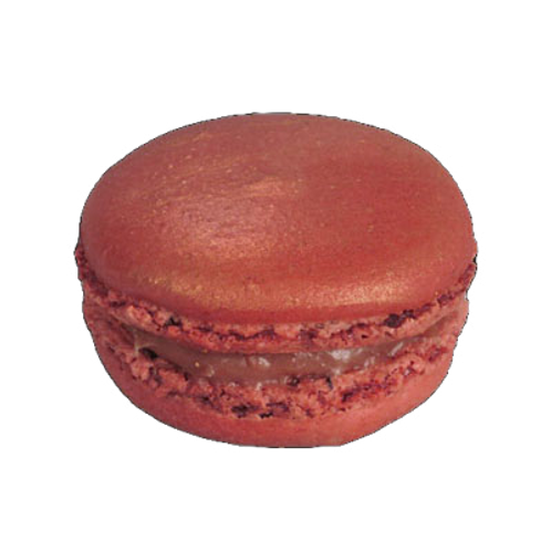 Макарон шоколад (~18г.)