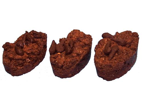 Bag of mini brownies (6 pcs.)