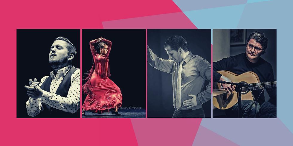 Tablao Flamenco Kuky Santiago & Ana Perez /jour 1