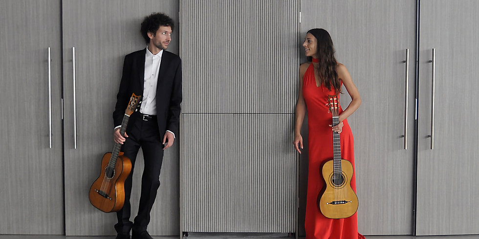 Gift card concert Duo Cannella-Dubès