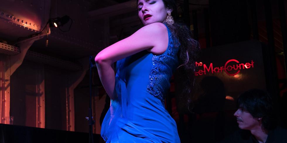 Stage danse Flamenco Nati James