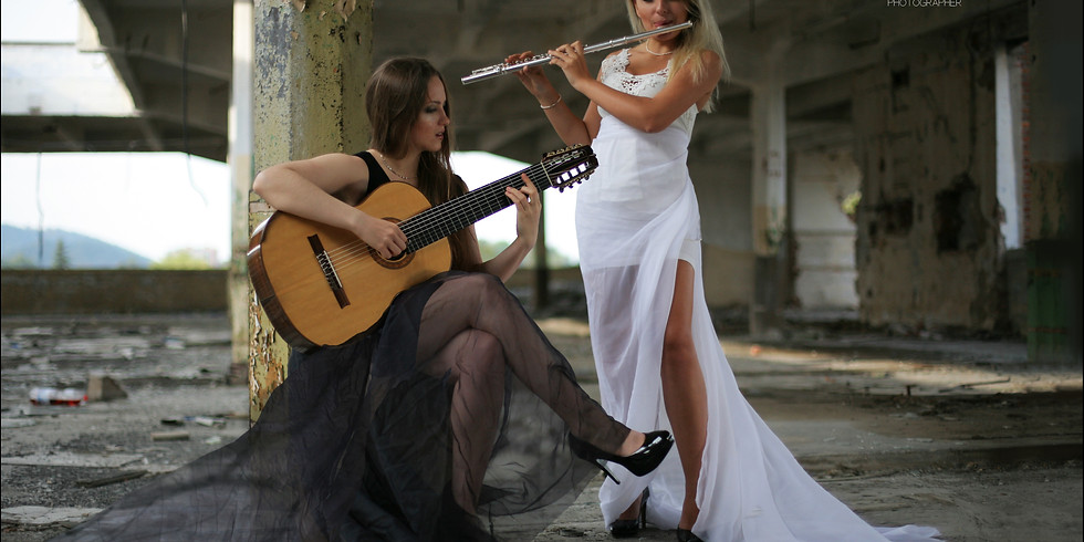 Dans les cordes /Svendova sisters