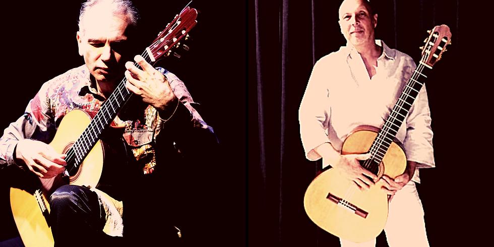 Dans les cordes /Alain Everts & Nicolas Guay