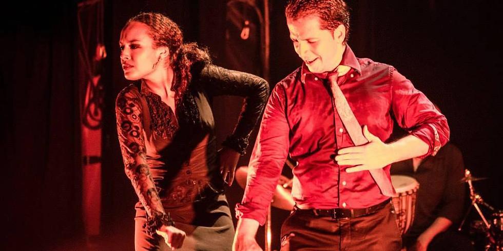Tablao Flamenco Kuky Santiago & Ana Perez /jours 1 & 2