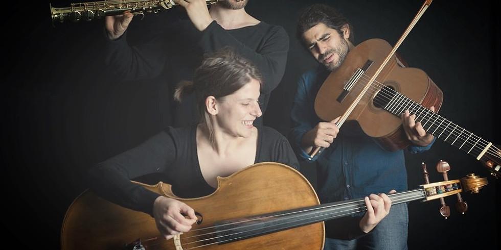 Trio in Uno/musique brésilienne