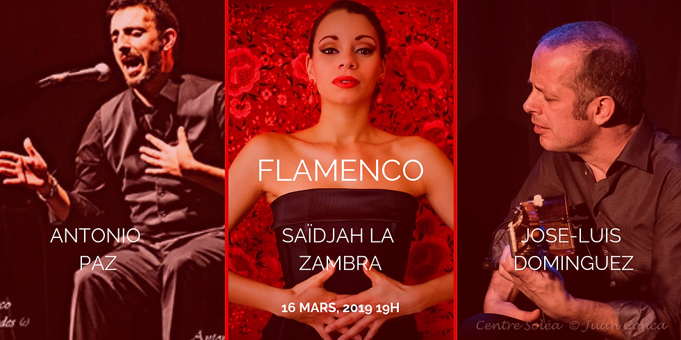 Tablao Flamenco Saïdjah la Zambra