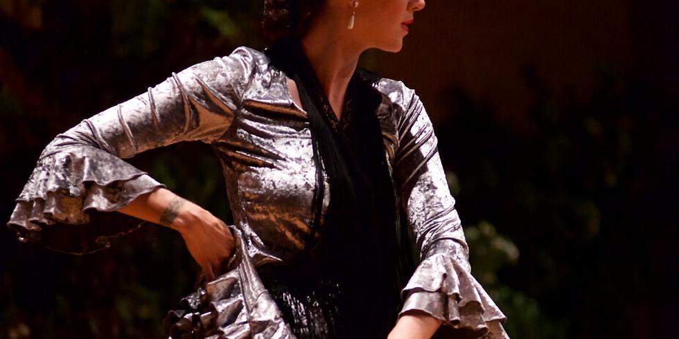 Stage danse flamenco Eugenia Fernandez