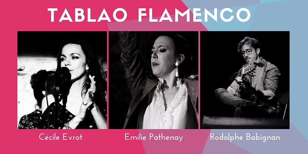 Tablao Flamenco Emilie Pathenay