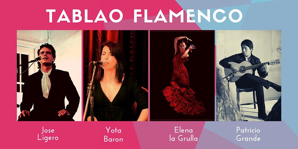 Tablao Flamenco Elena la Grulla