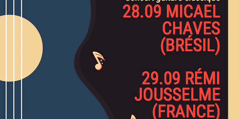 PROMO Micael Chaves + Rémi Jousselme pour 20€ !