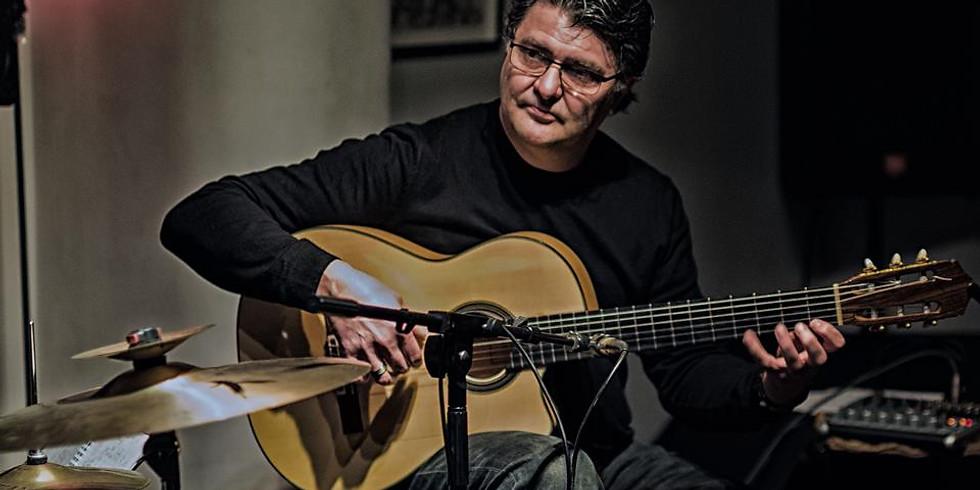 Stage guitare flamenco Antonio Segura