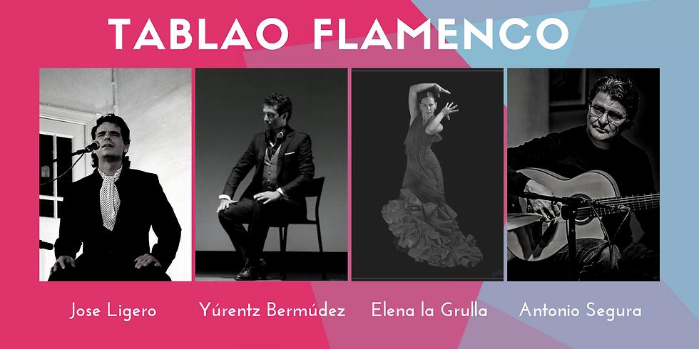 Tablao Flamenco Yúrentz Bermúdez & Elena la Grulla