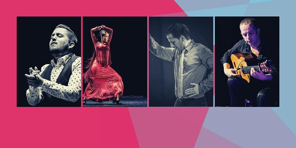Tablao Flamenco Kuky Santiago & Ana Perez /jour 2