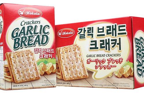 Garlic Bread Crackers 108g