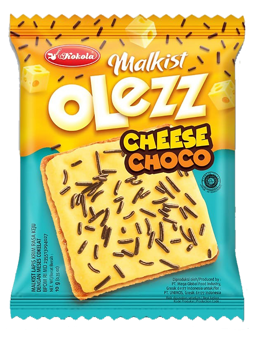 Olezz Party Series Cheese Choco 10g