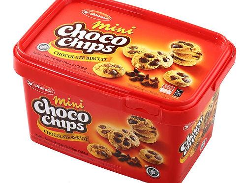 Minibit Chocochips 150 g
