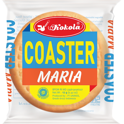 Coaster Maria 12g