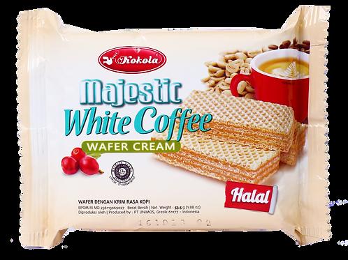 Majestic Wafer White Coffee 53.5g