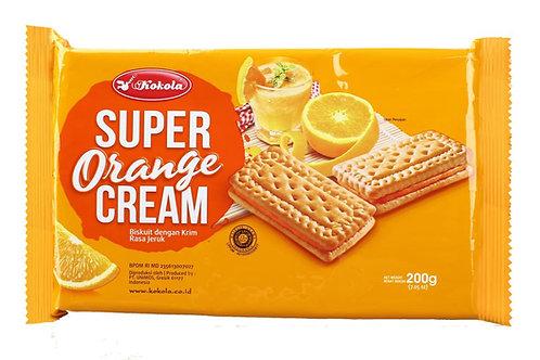 Super Cream Orange 200g